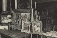 Immagine dello studio negli anni 40